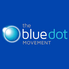 Blue Dot Movement